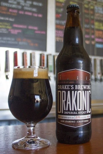 Drake's Brewing – Drakonic Imperial Stout